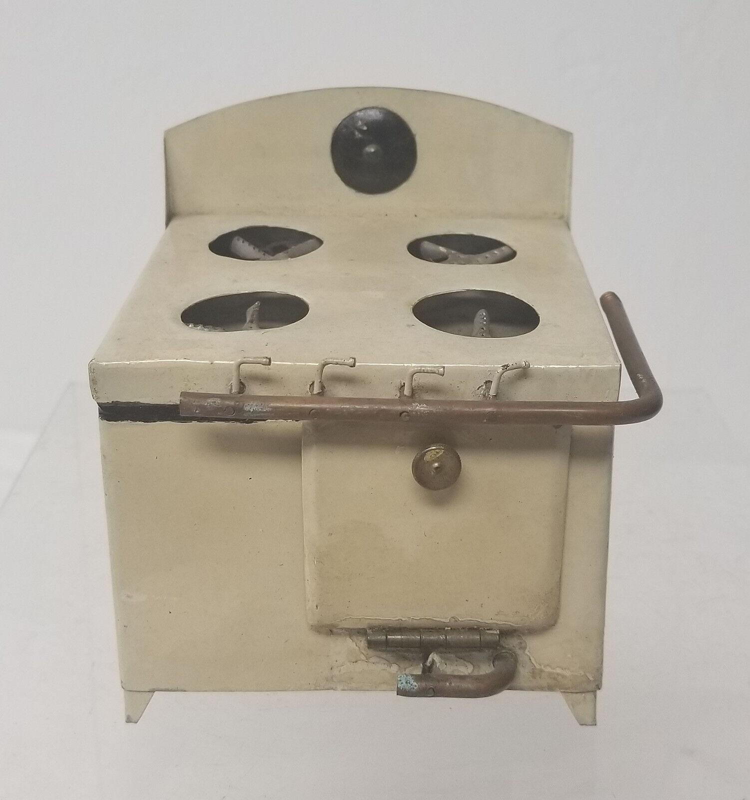 Antiguo Vintage Cocina Miniatura De Casa De Muñecas Muebles de muestra Casero