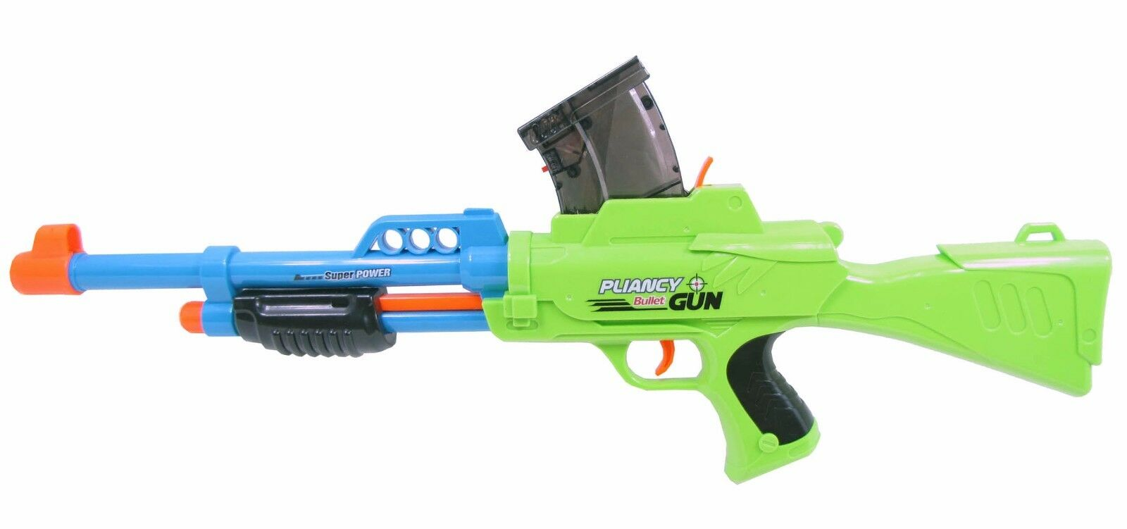 Top Top Top Pliancy 2-in-1 Soft & Water Gun Bullet Toy Rifle f9ff30