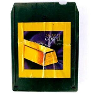 The Kingsmen 24 Carat Gospel (8-Track Tape, 3-9774)