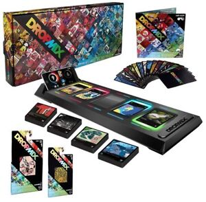 Hasbro DropMix DJ Music Mixing System Bundle - Includes FREE Playlist Pack