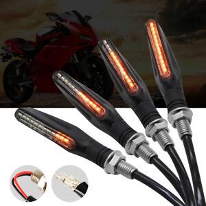 4x-LED-Clignotants-de-Moto-Circuler-Indicateur-Lumiere-Voyant-12V-Universel-BA