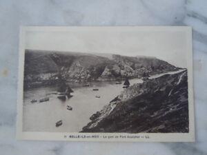 Carte Postale Le Port De Goulphar à Belle-île-en-mer H4p44d5k-10040106-977899745