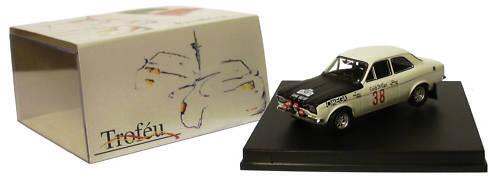 Trofeu 508 Ford Escort Mk I Winner 1000 Lakes Rally 1968-H Mikkola 1 43 Escala