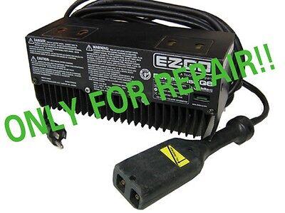 EZ GO PowerWise Qe 36V Textron Delta Q Model 915 3610 Golf Cart Battery Charger EBay