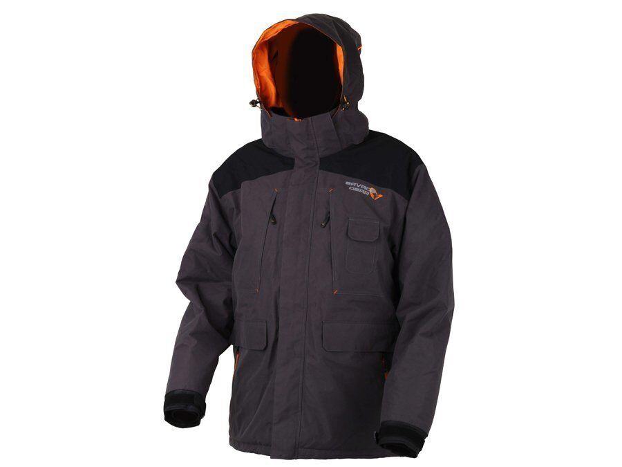 Savage Gear Jacket Proguard Thermo M-XXL Strapazierfähigem Wasserdicht  Jacken