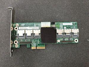 Intel-24-port-6-Gb-s-SATA-SAS-RAID-Expander-Card-PBA-E91267-203-RES2SV240