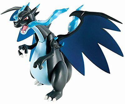 Pokemon Mega Charizard X Battle Action Figure Japan