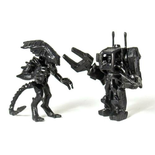 Gli alieni del muscolo Figure 2-Pack Ripley /& ALIEN QUEEN NERO SDCC 2017 4 cm