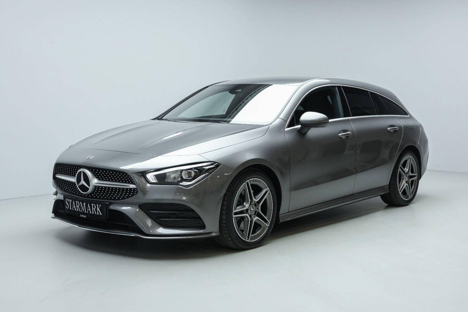 Mercedes CLA220 d