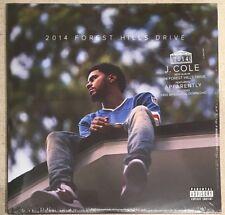 J. Cole - 2014 Forest Hills Drive LP [Vinyl NEW] 180gm Double LP + Download
