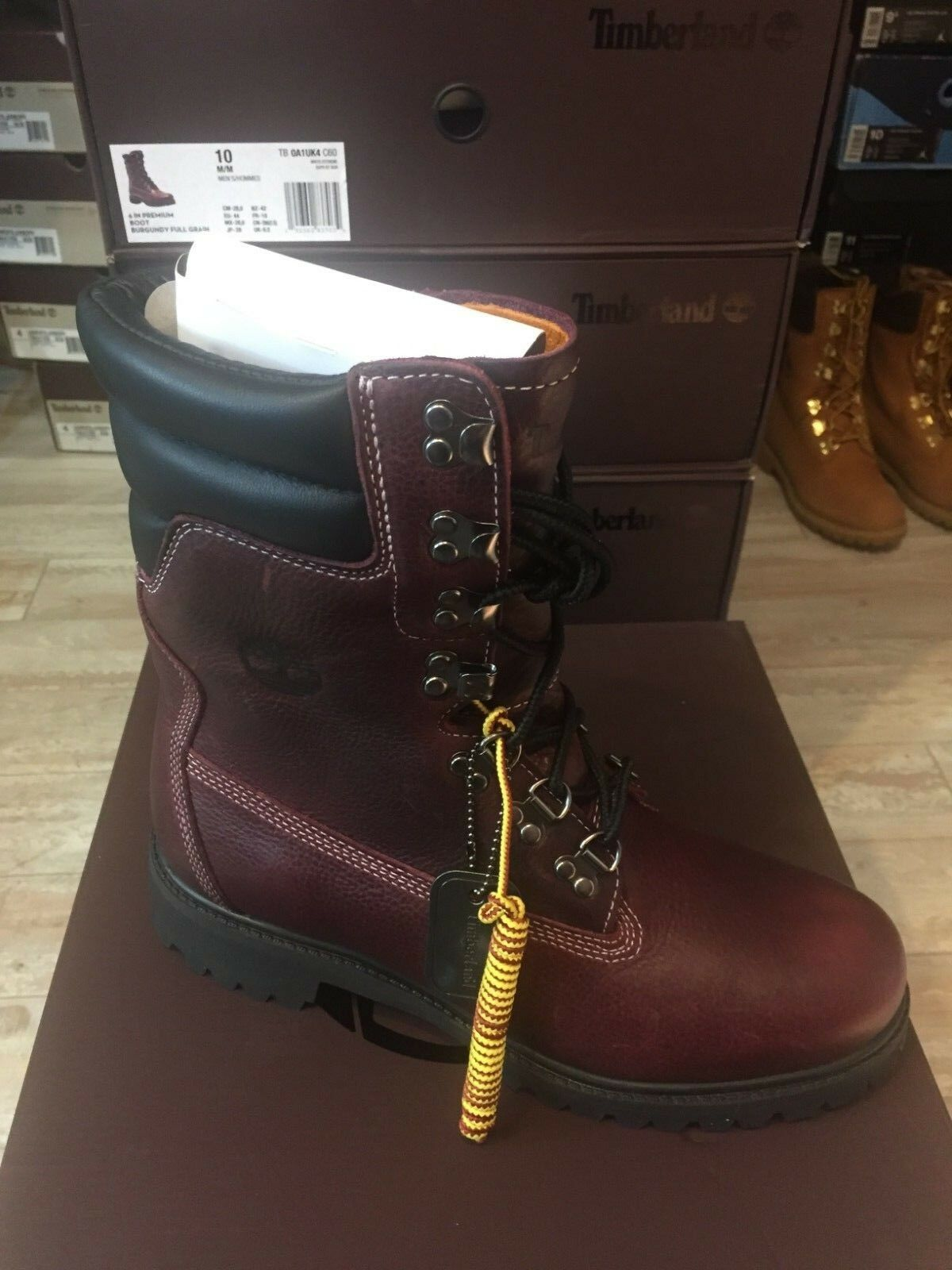 Timberland Premium Super Boot Forty 40