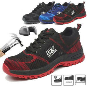 2020 Men Work Safety Boots Trainers