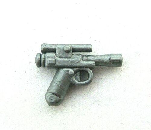 Silver Brickarms SHOCKTROOPER PISTOL for Mini-figures Star Wars NEW!