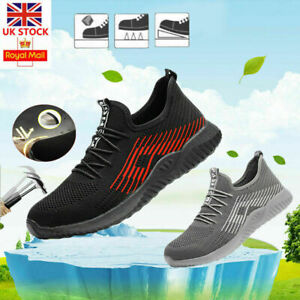 Mens-Lightweight-Safety-Shoes-Steel-Toe-Work-Boots-Sports-Hiking-Shoes-Trainers