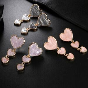 Fashion-Women-Bohemia-Love-Heart-Drop-Dangle-Earrings-Statement-Jewelry-Gi-md