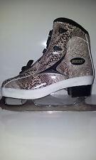 Roces  Glamour Reptil Eiskunstlauf Freizeit Gr.37 Damen Schlittschuh Iceskate