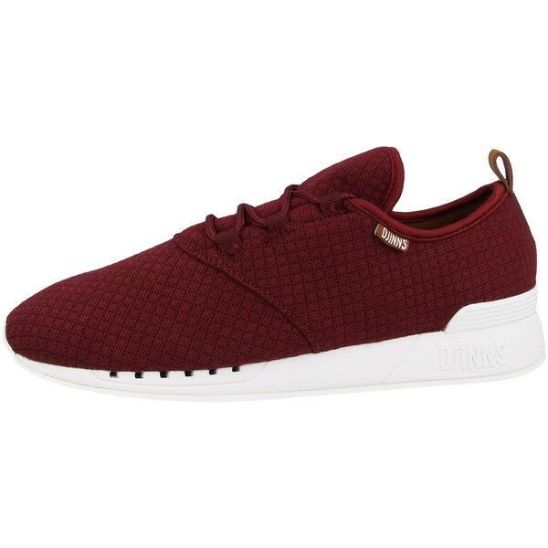 Zapatos de mujer baratos zapatos de mujer djinn's MOC Suave Mini Acolchada Zapatos deportiva de tiempo libre Vino Djinns