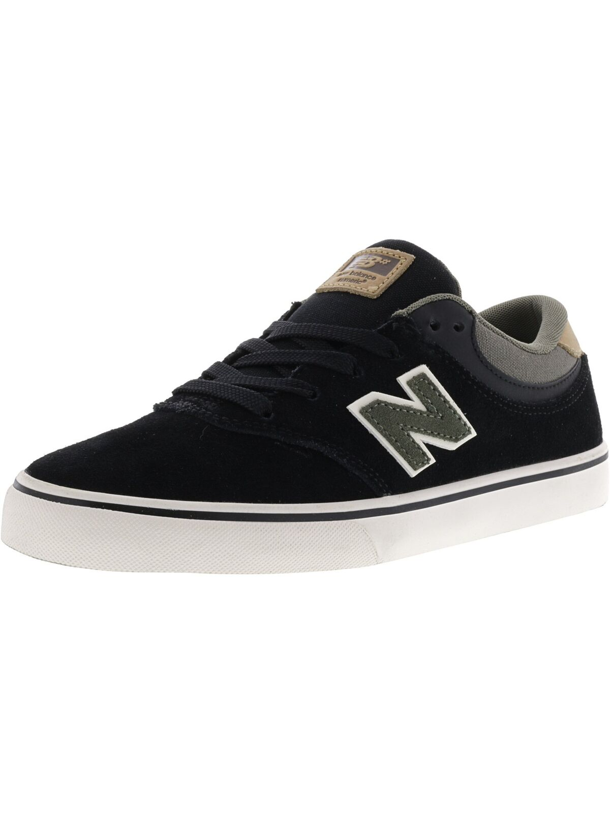New Balance Men's Nm254 Ankle-High Leather Fashion Sneaker