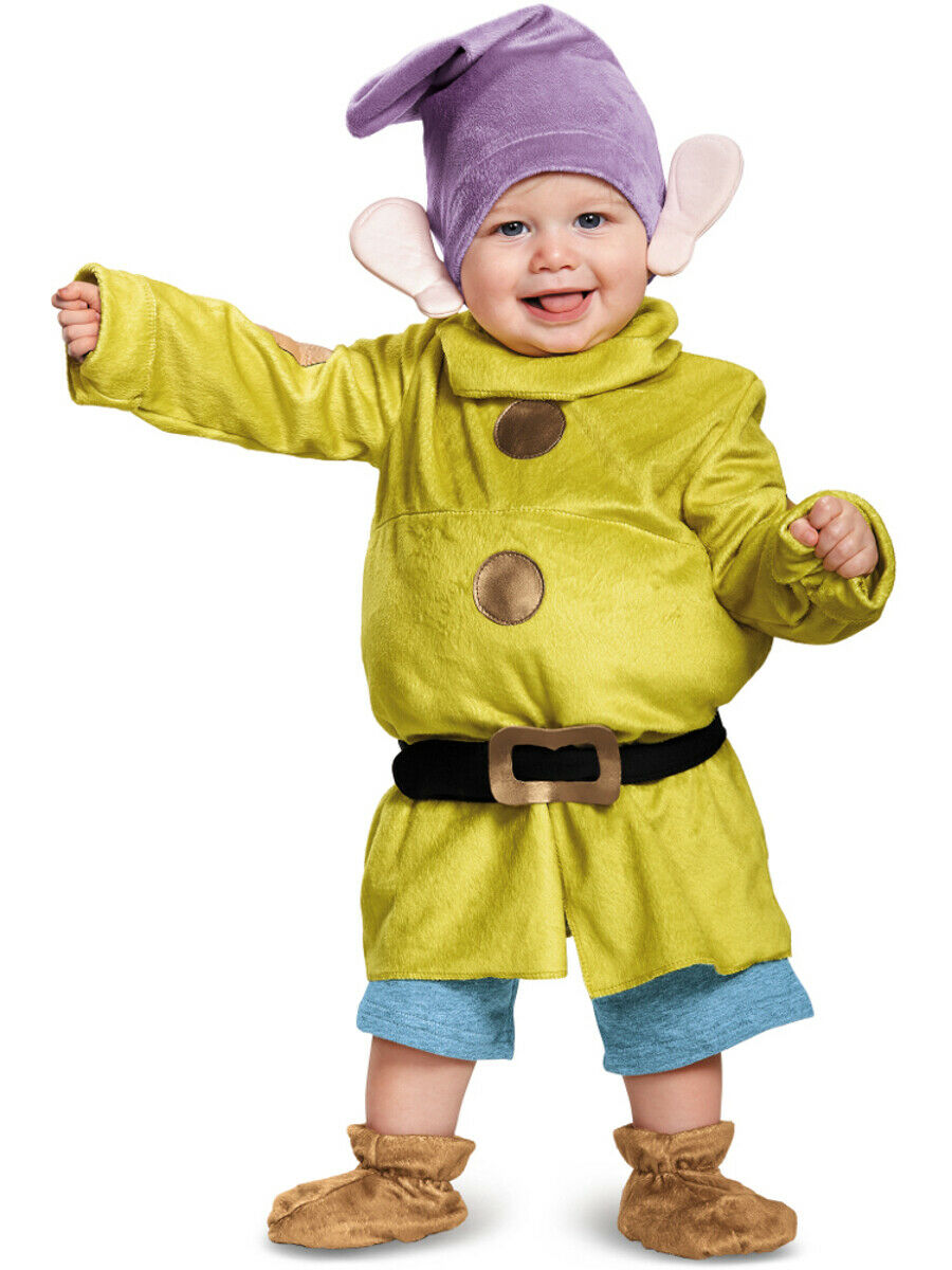 NEW Disney Store Snow White Baby Costume Shoes 0-6M Yellow