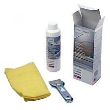 311502 GAGGENAU SIEMENS Piano cottura in ceramica vetro Kit di pulizia Panno Detergente, Raschietto