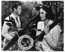 Douglas Sirk, MacDonald Carey, Marta Toren, Esmond still MYSTERY SUBMARINE (1950