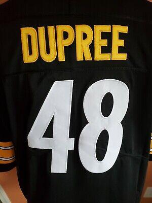 Pittsburgh Steelers Bud Dupree #48 Size XL Nike On The Field ...