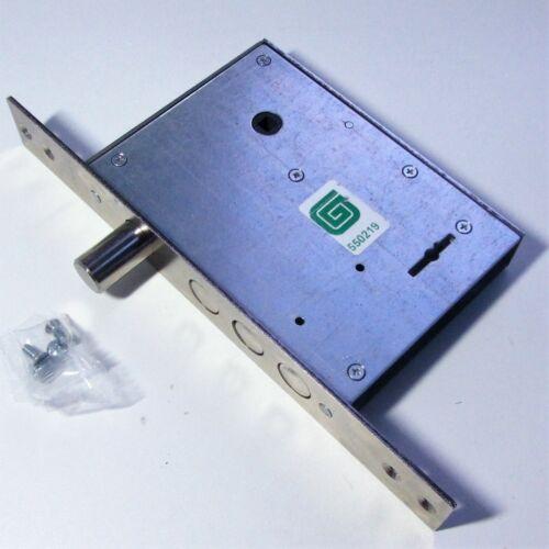 Mortise High Security Lever Deadbolt Lock Case 4 Bolts /& Wooden//Metal Doors Safe