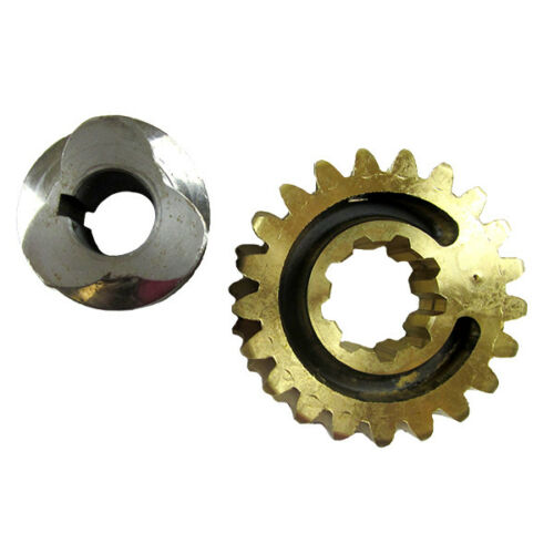 Ariens 50100200 Worm And Gear Service Assembly