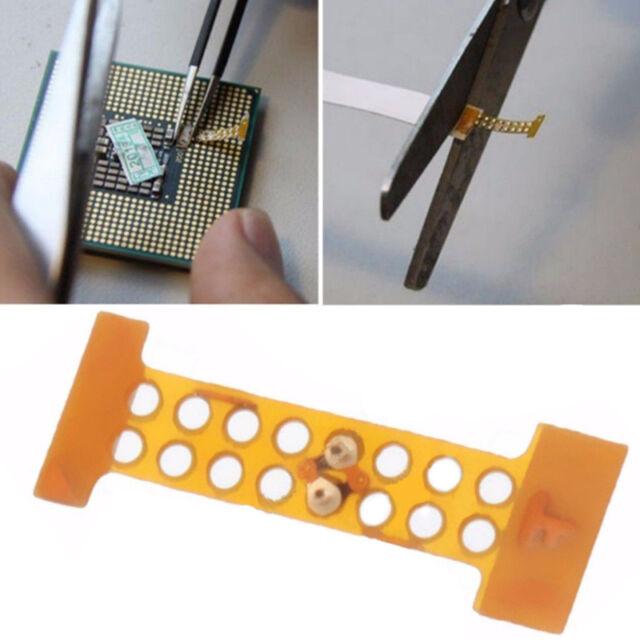 LGA 771 to 775 Adapter Sticker CPU XEON Mod Quad Dual Core Pin Modification