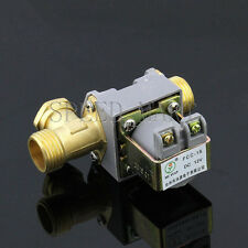 Dc12v Electric Solenoid Valve For Water 12 Electric Magnetic Valve Brand New