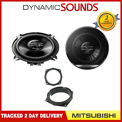 "SONY 5.25/"" 13cm 2-Way Coaxial Front//Rear Door Speaker for Mitsubishi Colt 2005/>"