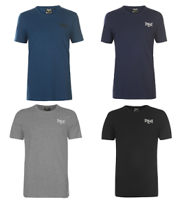 EVERLAST T-shirt homme tshirt t shirt manches courtes Top Logo 6078