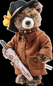 "Steiff 2019 AUNT LUCY /& PADDINGTON Mini Set 5.5/"" /& 4.3/"" Mohair 690501 NEW!"