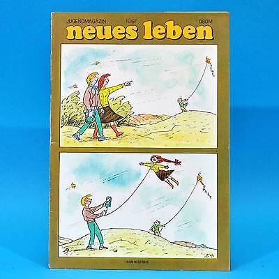 Neueste Kollektion Von Ddr Neues Leben 10/1987 Moritzbastei Lok Leipzig Genesis Canada U-bahn Report A Angenehm Bis Zum Gaumen