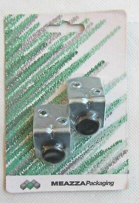 2 Stk. Ecken Festnahme Verzinkt Rolladen Art.1028 C/gummi Meazza Packaging Neu RegelmäßIges TeegeträNk Verbessert Ihre Gesundheit