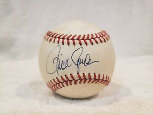 VINTAGE Ricky Jordan AUTO'D ONL (Giamatti) Baseball, Philadelphia Phillies, LOOK
