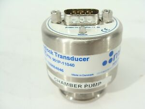 MKS-901P-901P-11040-Piezo-Loadlock-Vacuum-Pressure-Transducer-NW16-KF16-Flange