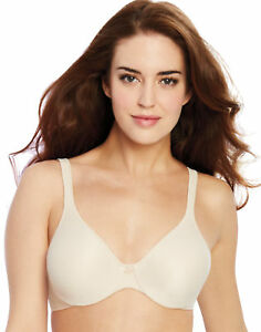 Bali-Passion-Comfort-Underwire-Bra-Women-Lingerie-Smooth-Lining-Seamless-3383