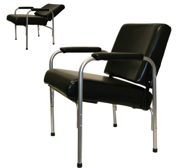 095e8202611 Shampoo Chair Auto Reclining Barber Hair Styling Beauty Salon Spa Equipment