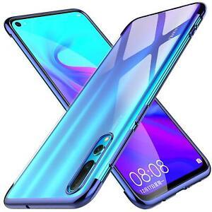 Slim-Cover-fuer-Huawei-P30-Huelle-Silikon-Handy-Tasche-Schutzhuelle-Case