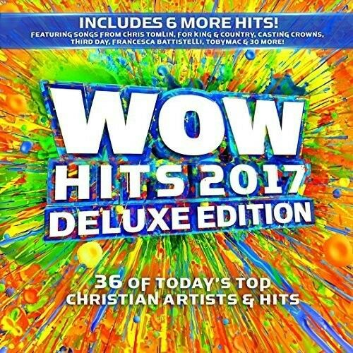 Various Artists - WOW Hits 2017 / Various [New CD] Deluxe Edition