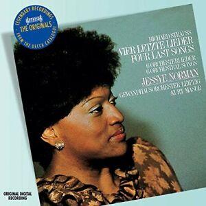 Jessye-Norman-Richard-Strauss-Four-Last-Songs-DECCA-The-Originals-CD