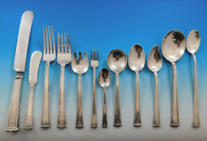 "Pantheon By International Sterling Silver Demitasse Spoon 4 1//8/"""