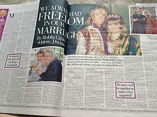 Weekend Magazine Aug 2014 Robin Gibb Dwina Benedict Cumberbatch Jill Halfpenny