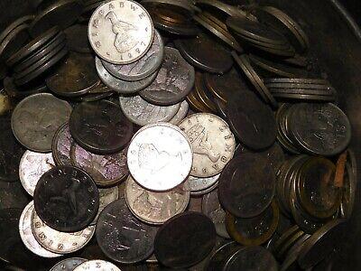2002 Zimbabwe 1 dollar Zimbabwe ruins coin