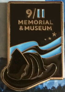 9-11-MEMORIAL-PIN-Fireman-039-s-Hat-with-Flag-SEPTEMBER-11-2001-911-NYPD-FDNY-WTC