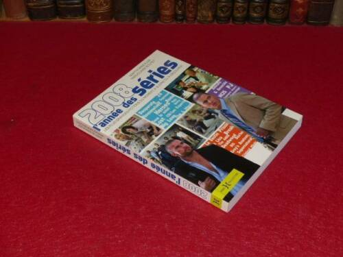 BIBLIOTHEQUE H.& P J. OSWALD SERIES TV M.WINCKLER YEAR OF series 2008 Signed