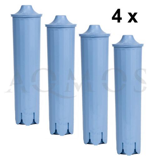4 x Original Jura Claris Blue 67007// 67133// 71312 Filterpatrone Filterkartusche