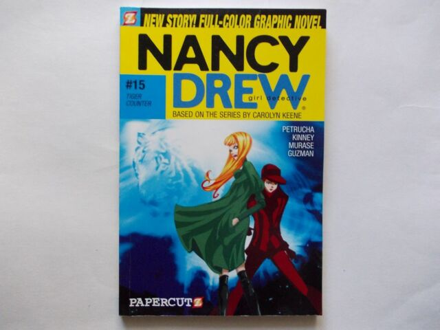 NANCY DREW Graphic Novel #15 - TIGER COUNTER