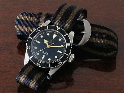 Hell Real Bond Pre Nato Strap Band 21mm - New Version